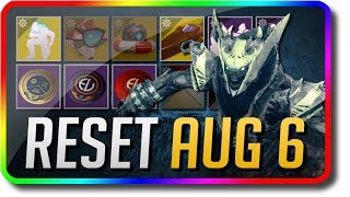 Weekly Reset - TH-Clip