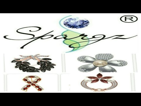 SPARGZ BROOCH REVIEW