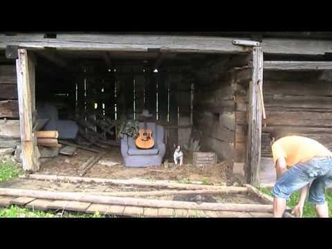 "Blueshaman - Zrub (sound - live: Blueshaman & Pepa ""Oldtimebanjo"")"