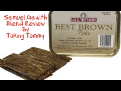 Best Brown Flake Samuel Gawith Review