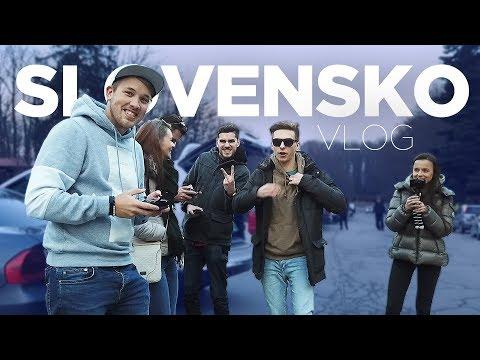 Výlet na Slovensko za Gogem [ VLOG ]