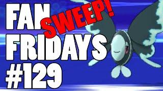 Lumineon  - (Pokémon) - Wi-fi Battle Showcase! Dalek - Fan Friday #129 Crazy Sweep