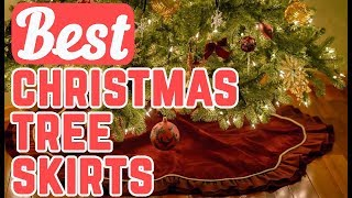 Christmas Tree Skirt | 9 Best Christmas Tree Skirts