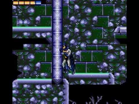 The Adventures of Batman & Robin Game Gear