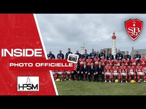 Inside ! Le poster officiel du Stade Brestois 29