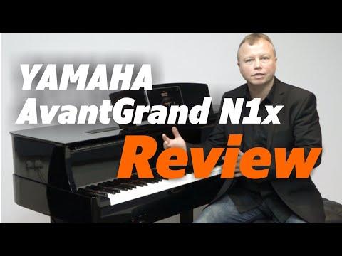 Yamaha AvantGrand N1x Hybrid Piano | Review & Buyers Guide