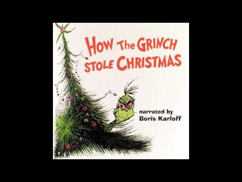 welcome christmas reprise lyrics how the grinch stole christmas musical - Grinch Christmas Song