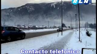 preview picture of video 'Nieve en Puerto Aysen'