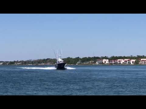 Custom Carolina OBX Boatworks WalkAround video