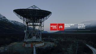 Sónar Festival envia mensagem ao planeta GJ273b