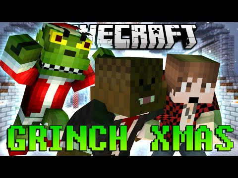 Download link Youtube: Minecraft Grinchmas Christmas Adventure Map ...
