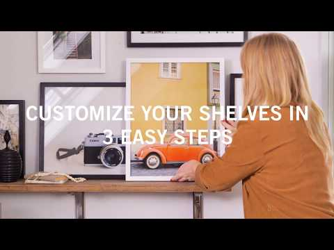 How To Customize Your Shelves In 3 Easy Steps Mp3