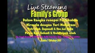 LIVE FAMILYS . BAKTI JAYA KE. SETU - TANGGERANG SELATAN