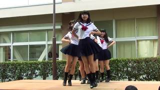 4K Japanese high school girls dance (女子高生 JK ダンス)