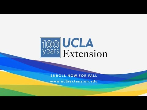 Enroll at UCLA Extension