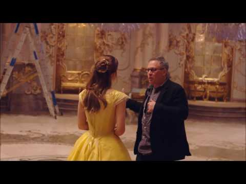 Beauty and the Beast - Behind the scenes with Emma Watson