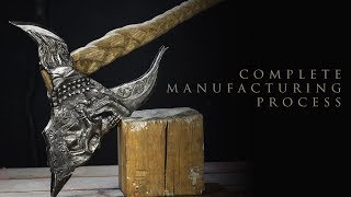 Making a unique axe. You have not seen this before!