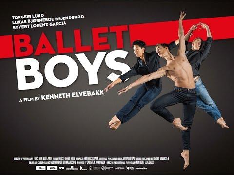 Ballet Boys Official Trailer - In UK Cinemas 12 September 2014
