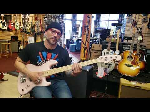 Flea Active Jazz Bass REVIEW!