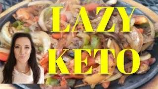 Lazy Keto What I Eat In A Day 🔴 Easy Keto Food LCHF Eating