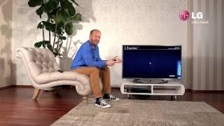 LG LED Smart TV - 13 LG Magic Motion Remote Fernbedienung