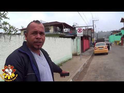 Bate Boca entre Motorista e Marronzinhos na rua do hospital de Juquitiba