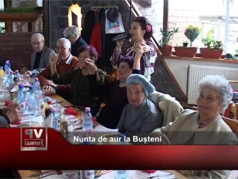 Nunta de aur la Bușteni