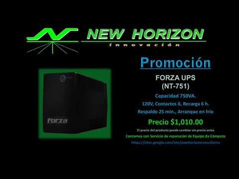 PROMONH406 FORZA UPS NT 751