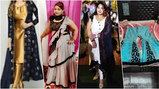 Old Saree Reuse Ideas | New Dress From Old Sarees | Recreate Your New Dresses From Old Sarees