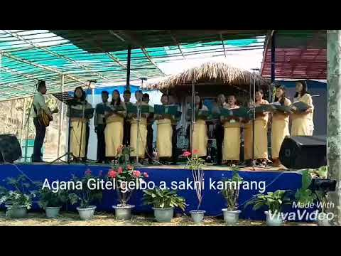 Gimegre Mondoli Choir at Krima X C.K Sobha 2019