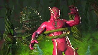 INJUSTICE 2 Trailer All Shattered Alliances Trailers (2017) Justice League