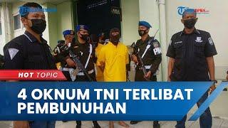 4 Oknum Anggota TNI Terlibat dalam Pembunuhan Wartawan di Sumut, Pangdam Ungkap Peran Masing-masing