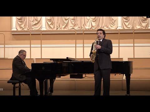 Концерт выпускников Музыкального училища имени Гнесиных видео