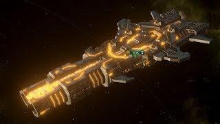 Stellaris Apocalypse: all Titans, all Collosus types and all Starbases