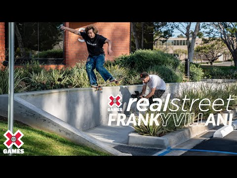 Franky Villani: REAL STREET 2020 | World of X Games