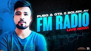 PUBG MOBILE   FALL GUYS   GTA 5   LIVE STREAM   FM RADIO GAMING