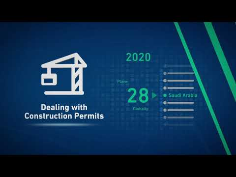 Saudi Arabia results in Doing Business Report 2020.