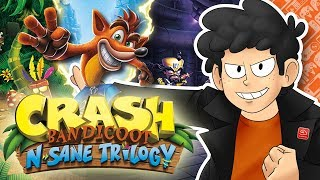 Crash Bandicoot N-Sane Trilogy - Marc Lovallo