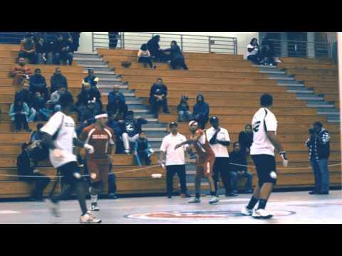 Bori & Allan (Bx) vs Josh & Will (Bk) Pro Wall Ball Tournament