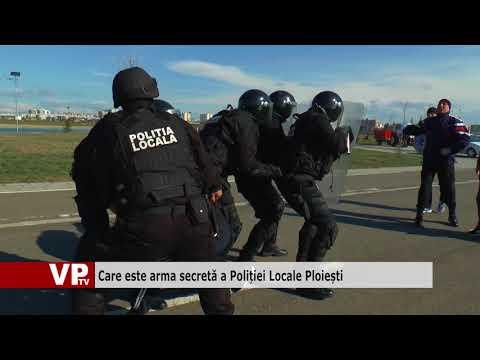 Care este arma secretă a Poliției Locale Ploiești
