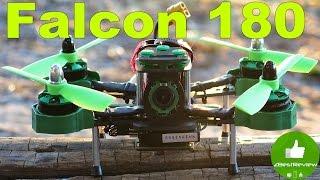 ✔ Eachine Falcon 180 - Гоночный FPV Квадрокоптер! Banggood