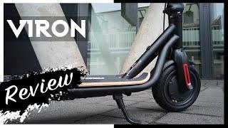 Viron XI-700-S ABE - Review (Testbericht) - E-Scooter mit Direktversicherung & Design-Highlights