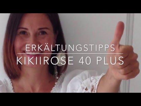 Erkältungstipps - KikiiRose 40 plus