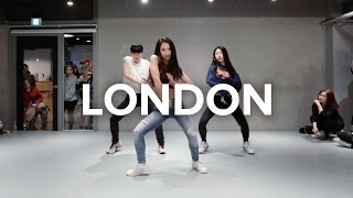 London - Jeremih ft. Stefflon Don, Krept & Konan / Mina Myoung Choreography