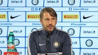 Live! Conferenza stampa Stefano Vecchi prima di Lazio-Inter 20.05.2017 12:45CEST