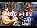 VLOG #102 - Venice Muscle Beach, Charles Glass ...