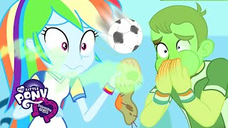 My Little Pony: Equestria Girls ⚽️ Sock It To Me | MLPEG Shorts Season 2