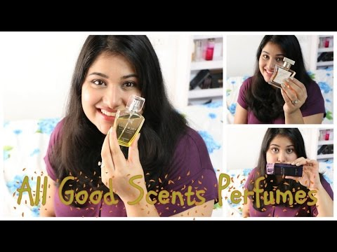 All Good Scents Perfume Review