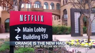 Netflix allegedly hit by