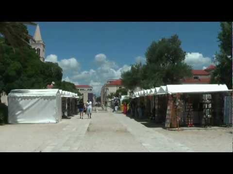 2012 Zadar in Kroatie